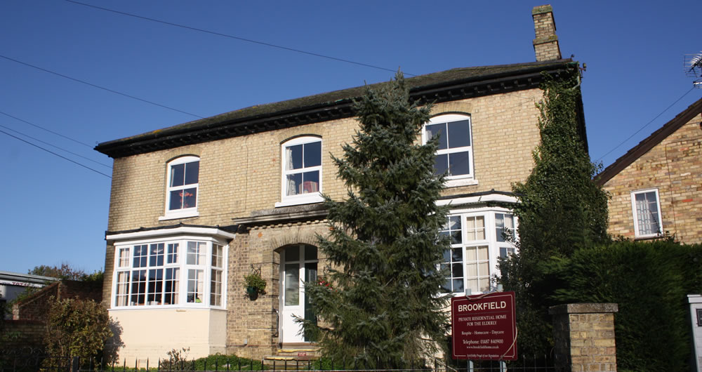Huntingdon Care Home