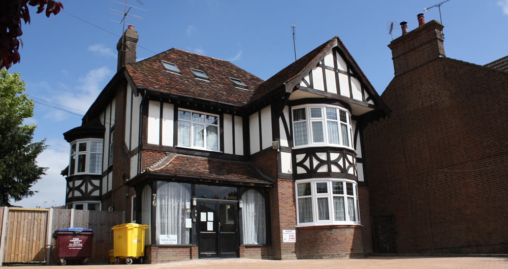 The tudor house care home